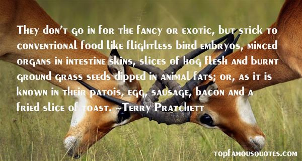 Quotes About Fancy Food