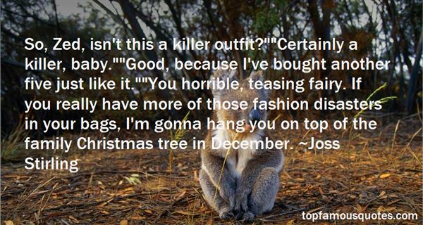 Quotes About Fashion Disasters