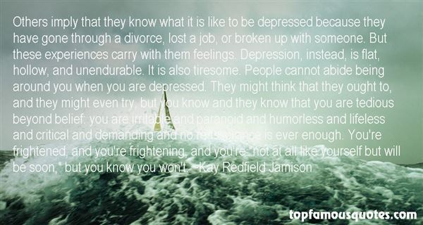 Quotes About Feeling Lifeless