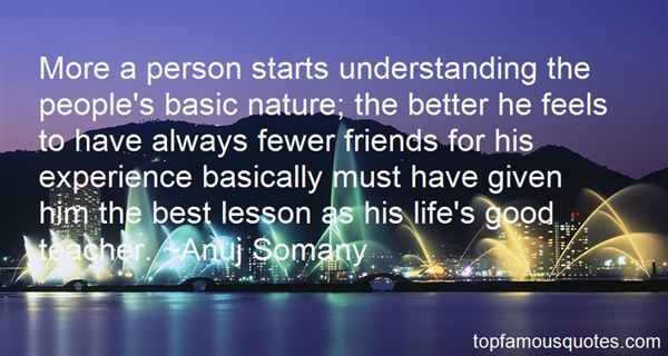 Quotes About Fewer Friends