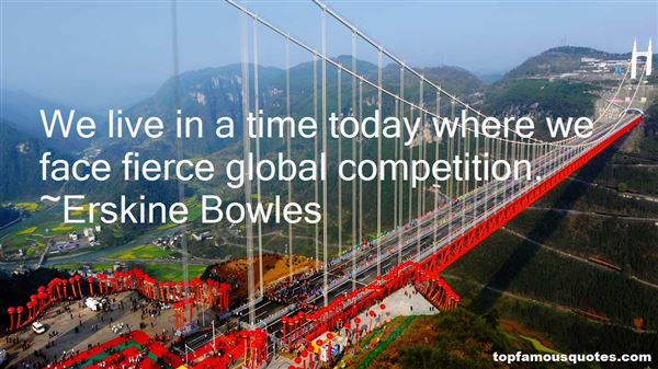 Quotes About Fierce Competition