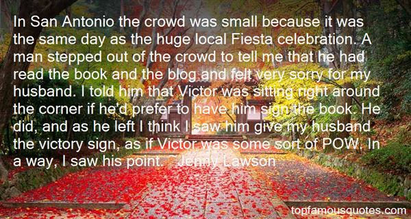 Quotes About Fiesta Celebration