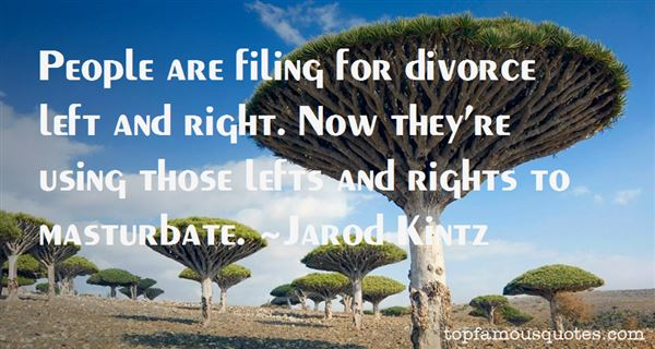Quotes About Filing Divorce