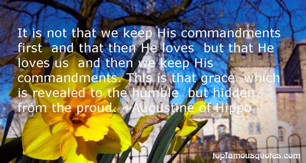 Quotes About First Commandment