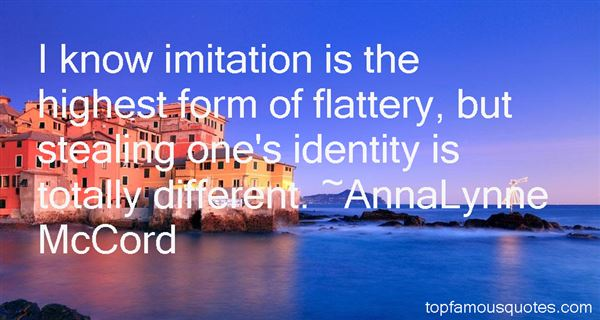 Quotes About Flattery