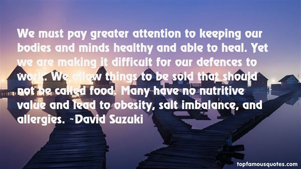Quotes About Food Allergies