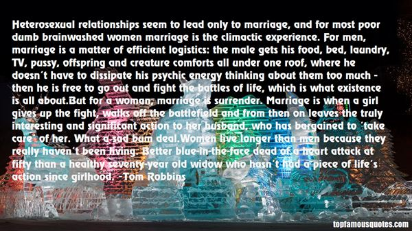 Quotes About Food And Marriage