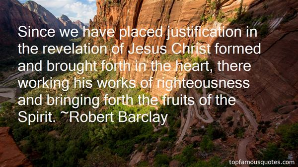 Quotes About Fruit Of The Spirit
