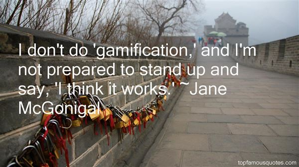 Quotes About Gamification