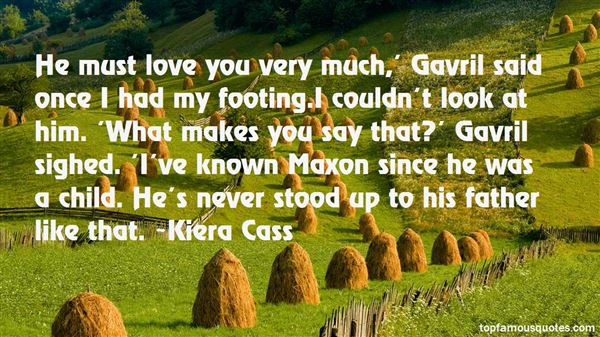 Quotes About Gavril