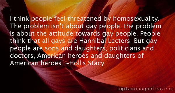 Quotes About Gays