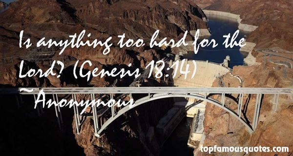 Quotes About Genesis 1
