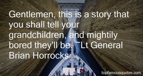 Quotes About Gentlemen