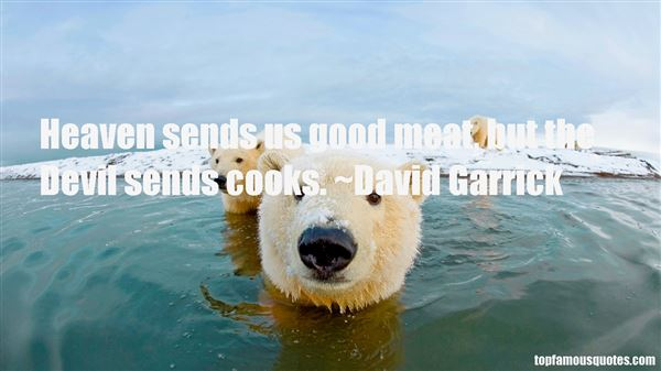 Quotes About Good Cooks