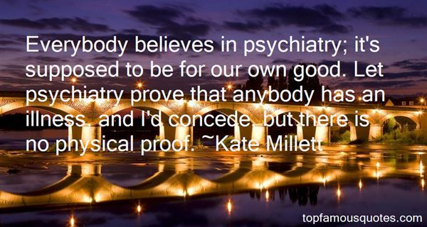 Quotes About Good Psychiatry