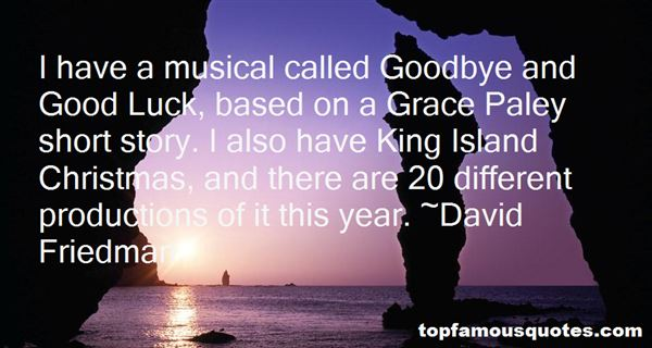 Quotes About Goodbye And Good Luck