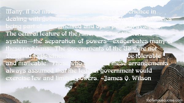 Quotes About Government Agencies