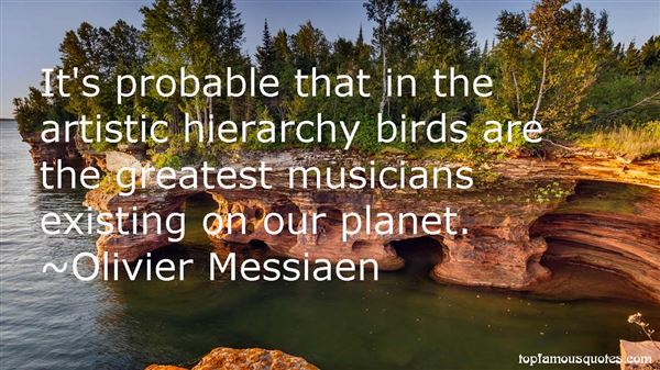 Quotes About Great Musicians