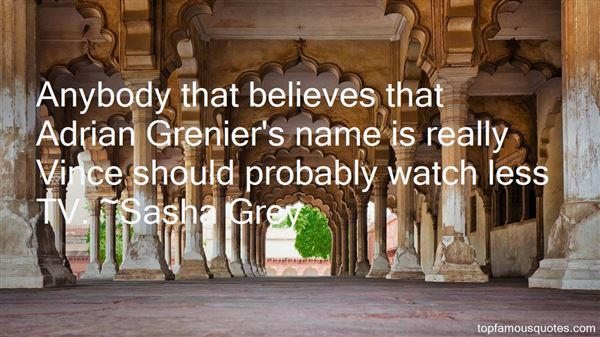 Quotes About Grenier