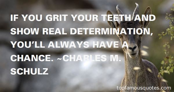 Quotes About Grit And Determination