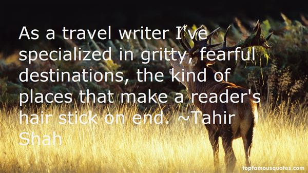 Quotes About Gritty