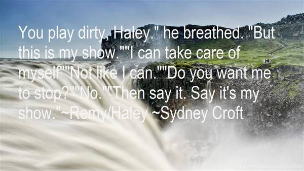 Quotes About Haley