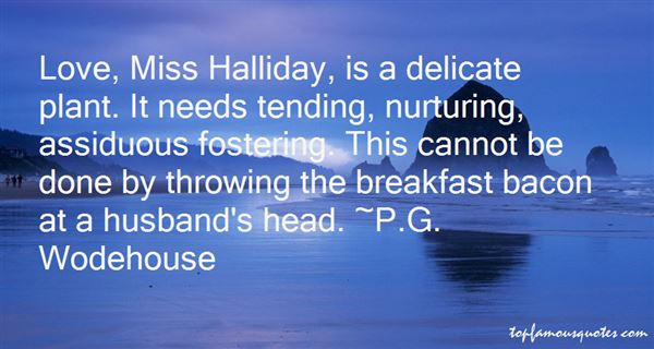 Quotes About Halliday