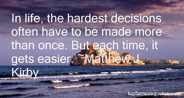 Quotes About Hardest