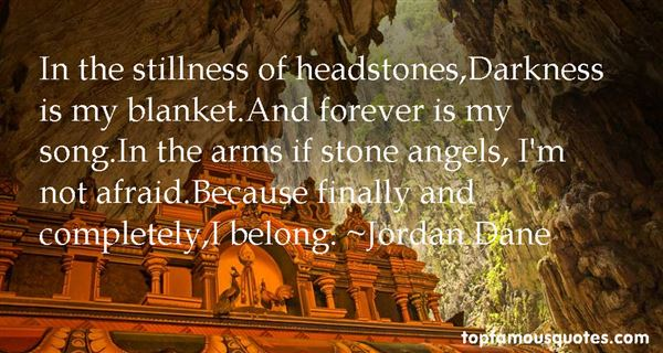 Quotes About Headstone Angels