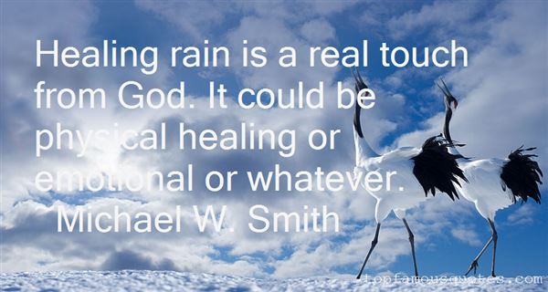 Quotes About Healing Touch