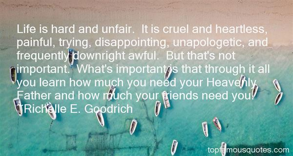 Quotes About Heartless Friends