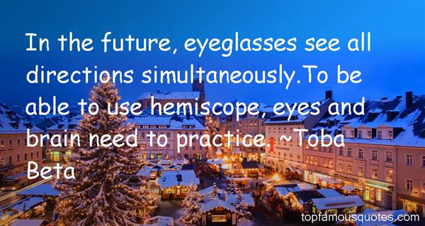 Quotes About Hemiscope