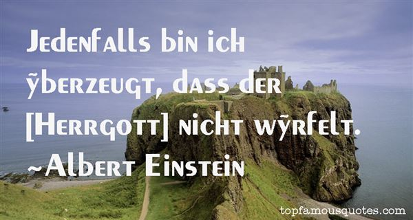 Quotes About Herr
