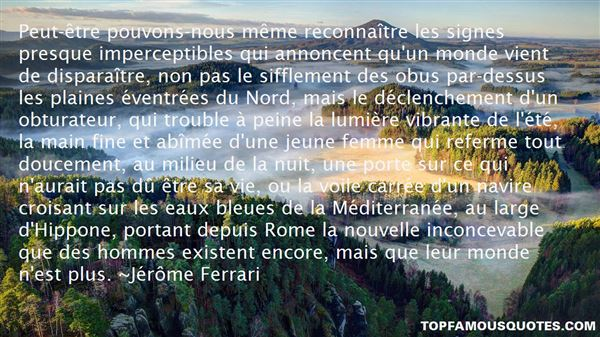 Quotes About Hippone