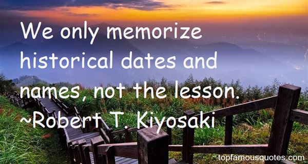 Quotes About Historica