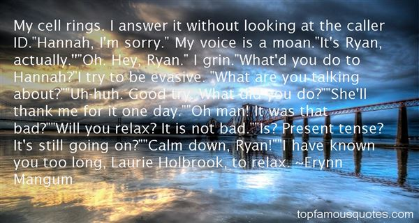 Quotes About Holbrook