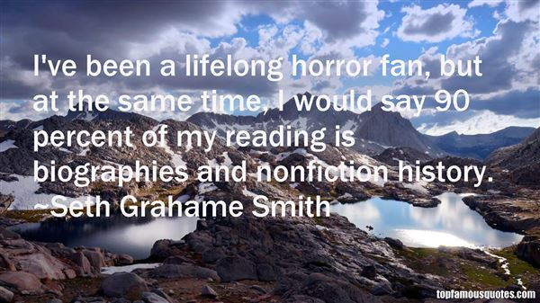Quotes About Horror