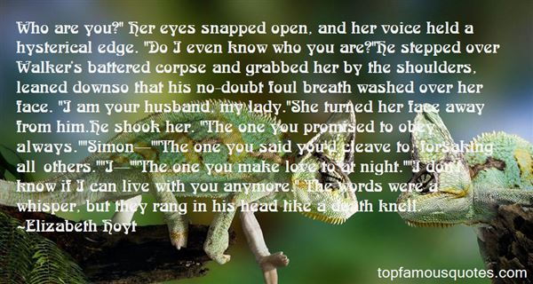 Quotes About Hysterical Love