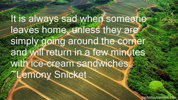 Quotes About Ice Cream Sandwiches