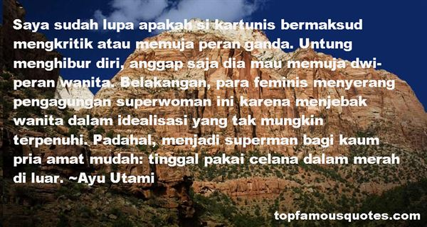 Quotes About Idealisasi