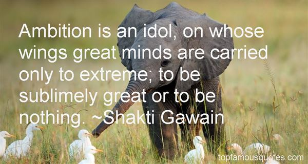 Quotes About Idol Minds