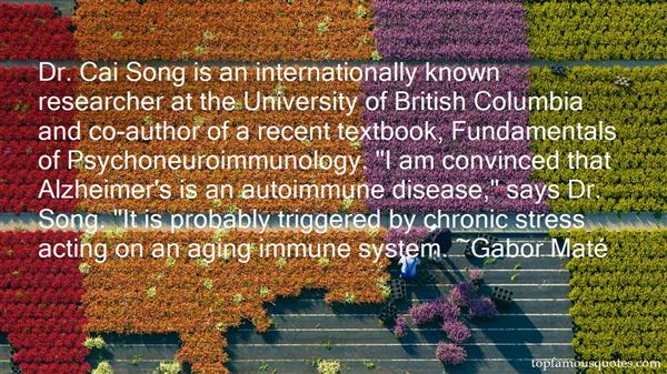 Quotes About Immunology