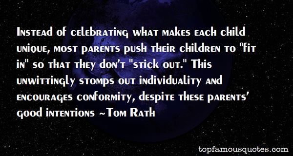 Quotes About Individuality And Conformity