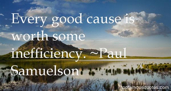 Quotes About Inefficiency