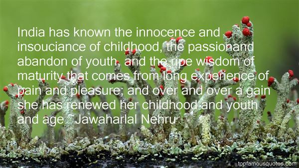 Quotes About Innocence Of A Child