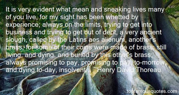 Quotes About Insolvent