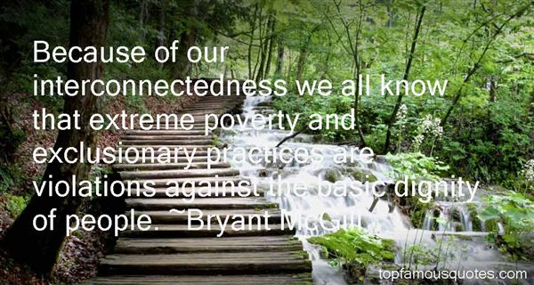 Quotes About Interconnectedness