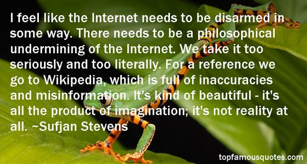 Quotes About Internet Misinformation