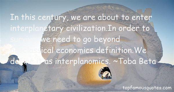 Quotes About Interplanomics