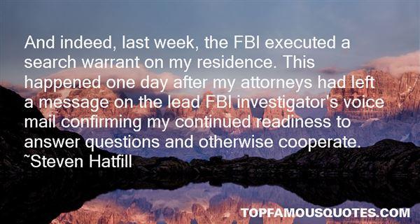 Quotes About Investigator